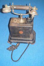 RARE Antique L.M. ERICSSON Telephone Phone in ARABIC