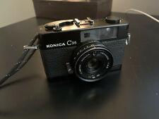 Konica C35 35mm Rangefinder Film Camera