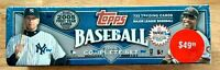 2005 Topps Baseball Sealed Factory Target Set Complete 5 Exclusive Rookies 1-733