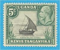 KENYA UGANDA TANGANYIKA  47 MINT NEVER HINGED OG ** NO FAULTS  VERY FINE! - C
