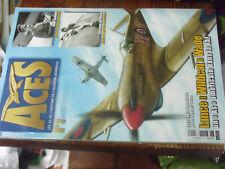 12µµ Revue ACES n°3 Adolf Galland Bertrand du Pouget Lance Wade Eagle Squadron
