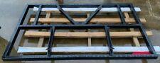 HEAVY DUTY Levelling Spreader Smudge Bars 2100mm 4-in-1 Bucket Bobcat Skid Steer