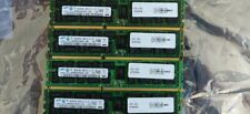 Samsung 32GB (4x8GB) M393B1K70DH0-YH9 2Rx4 PC3-10600R DDR3 RAM REG ECC Server