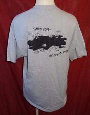 1999 Knott's Halloween Haunt GHOST TOWN STREETS ZOMBIE TRIBE Shirt XL Scary Farm