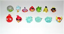 ANGRY BIRDS SPACE TINY TOPPERS LOT OF (13) SINGLES LOOSE GREAT PENCIL TOPPERS