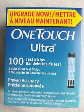 100 ONE TOUCH ULTRA STRISCE X04/2021