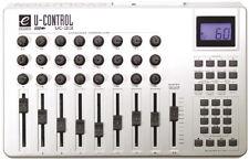 Evolution U-CONTROL UC-33 - MIDI Controller / Mixer