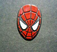 Vintage Marvel Promo Pin Spiderman Head Pin 1992 Promo Spiderman Head Pin