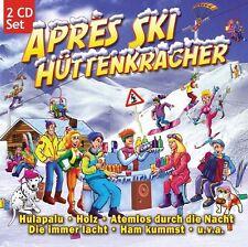 Après Ski Hüttenkracher - Saison 2016/2017 (Cover Versions) - 2 CD