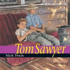 DOUBLE CD LIVRE AUDIO Tom Sawyer Mark Twain, porte-parole Bodo Primus ZYX 2006