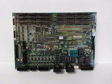 NACHI UM120 USED/PARTS V1.01 SERVO AMPLIFIER BOARD WITH (6) UM115 BOARDS UM120