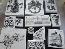 La Blanche stamps (Set 2)