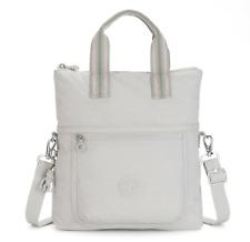 Kipling Shoulder Bag ELEVA Detachable Strap in CURIOSITY GREY SS20  RRP £83