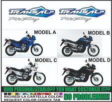 kit adesivi stickers compatibili transalp xl 650 v 2003-2004