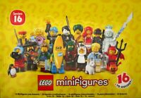 LEGO 71013 SEALED Collectable Minifigure Series 16 BRAND NEW UNOPENED