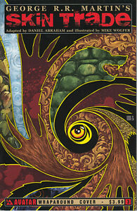 Avatar Press Skin Trade #3 of 4 (Wraparound Cover) 2013 Very Fine
