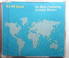 "DA MOB Featuring JOCELYN BROWN  ""It's All Good"" 4-Track-Maxi-CD 1999"