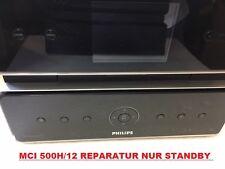MCI 500H/12 Oder WAC3500D/12  PHILIPS Reparaturen keine Ton übergabe Angebot.