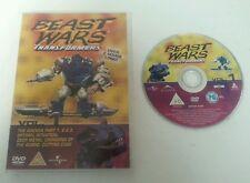 DVD - Transformers Beast Wars Volume One DVD 2 Hours Long Universal 2001 R 2/4