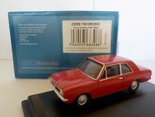 Ford Cortina Mk2 - Red 1:76 Oxford Diecast Model Car British