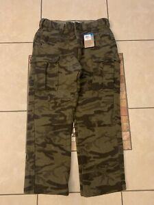 Columbia Wool Blend PHG Gallatin Range Camo Pants Size 36W X 31L