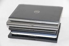 Lot of 5x Dell Laptops for Parts Latitude E6420 E6500 E5410 D830 ****AS IS****