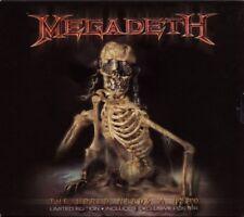 CD Megadeth The World Needs A Hero Sanctuary