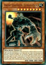 Fusion ENGLISCH NM Ultimate Ancient Gear Golem OP05-EN009 Super Rare Yu-Gi-Oh