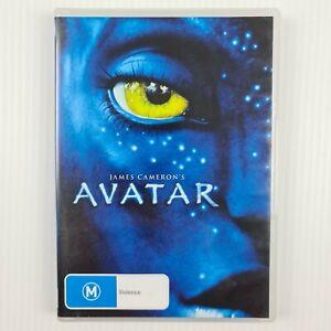 Avatar DVD - Sam Worthington - James Cameron - Region 4 - TRACKED POSTAGE