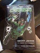 Green Lantern Secret Origin HC Geoff Johns Ships in 24 hours! Shrink wrapped!