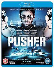 PUSHER blu-ray (ZONE: B.)