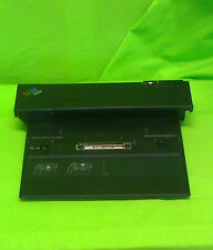 IBM think pad Notebook Docking Station 74p6734 74p6733