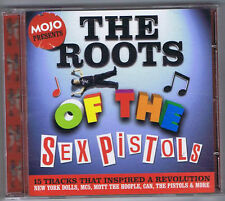 NEW YORK DOLLS / MC5 +Roots of the Sex PistolsMojo compilationCD2005