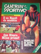 GUERIN SPORTIVO 1975/45=FILM CAMPIONATO=PASOLINI=POLONIA ITALIA VARSAVIA=