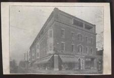 1910s AD POSTCARD BOSTON MA BOSTON CUT RATE TABLE SUPPLY & McDONALD DRUG STORE