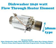 DE DIETRICH 2040 watt Heater Element Dishwasher