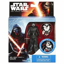 Star Wars The Force Awakens KYLO REN Snow Mission Armor 3.75-Inch Figure