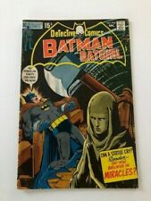 DETECTIVE COMICS #406 PRESENTS BATMAN AND BATGIRL VG+ 4.5 1970