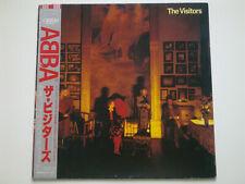 ABBA / THE VISITORS / Japan / DSP-8006 / LP