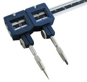 Jakar Beam Compass upto 290mm Radius in Metric/Imperial Technical Drawing - 1149