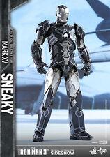 IRON MAN: IRON MAN MARK XV ( Mark 15 ) SNEAKY 1/6 Action Figure 12″ HOT TOYS