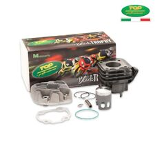 Cylinder Black Trophy 50 Horizontal AC Yamaha 50 Cs Jog R 2002-2015