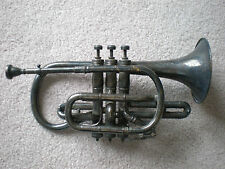 Original LYON & HEALY Trumpet Cornet Own Make No. 2042 Chicago USA Beautiful !!!
