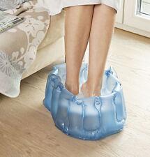Fußbad Fussbad Fußbadewanne aufblasbar Fußmassage Wellness mobile Fusswanne NEU