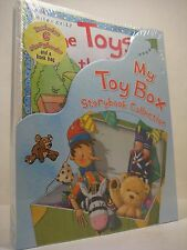 My Toy Box Storybook Collection by Miles Kelly (New, Sealed)