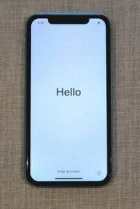 UNLOCKED Sprint Tmobile Apple iPhone XR 64GB BLUE Clean IMEI CDMA GSM Excellent!