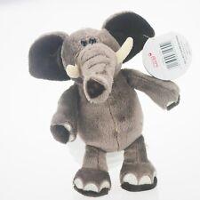 20CM new gray elephant stuffed animals soft toy plush doll