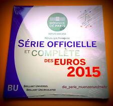 Offizieller KMS Frankreich 2015. Neu original verpackt