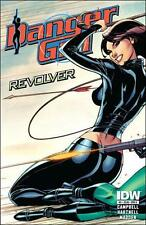 DANGER GIRL REVOLVER #2 IDW COMICS FIRST PRINT