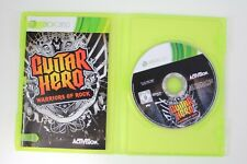 Guitar Hero Warriors of Rock Xbox 360 UK PAL Complete **FREE UK POSTAGE**